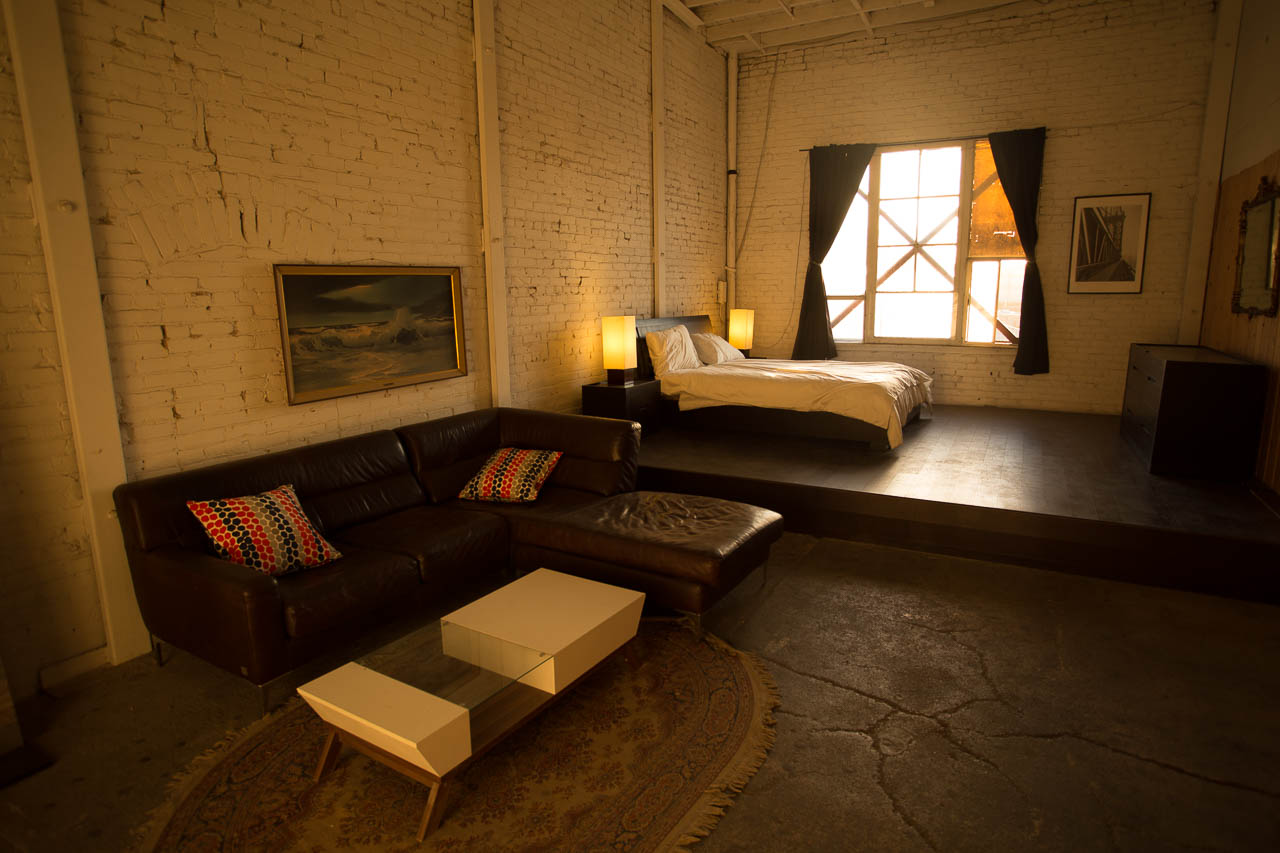 downtown la lofts for filming