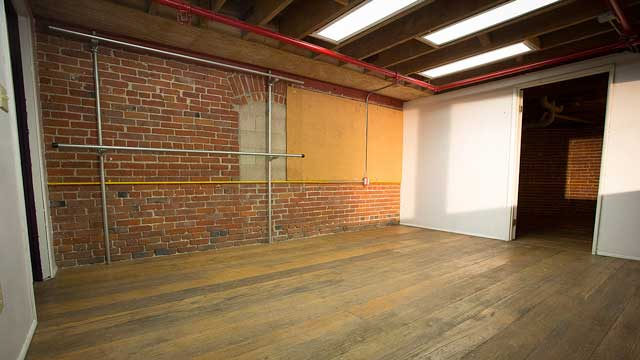 industrial film location and photo studio for rental in downtown la warehouse studio